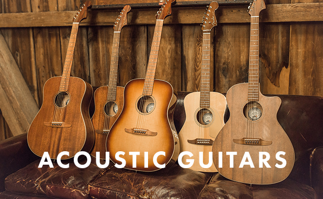 Acoustic Guitar Category