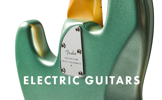 Electric Guitar Category
