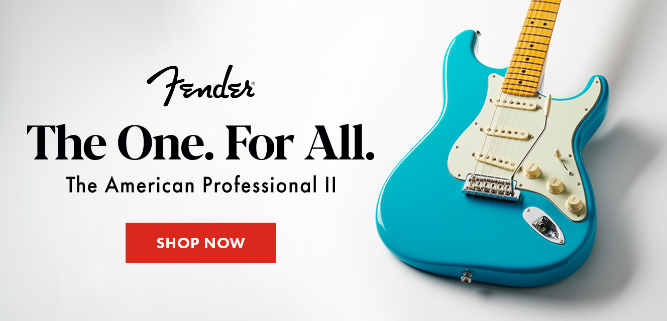 Click here to shop for the new American Professional II