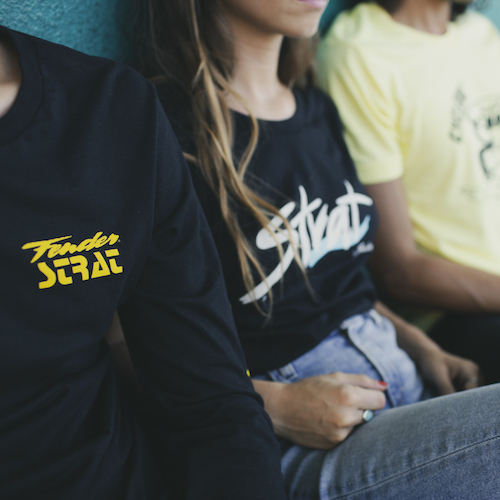 New fender T-shirts