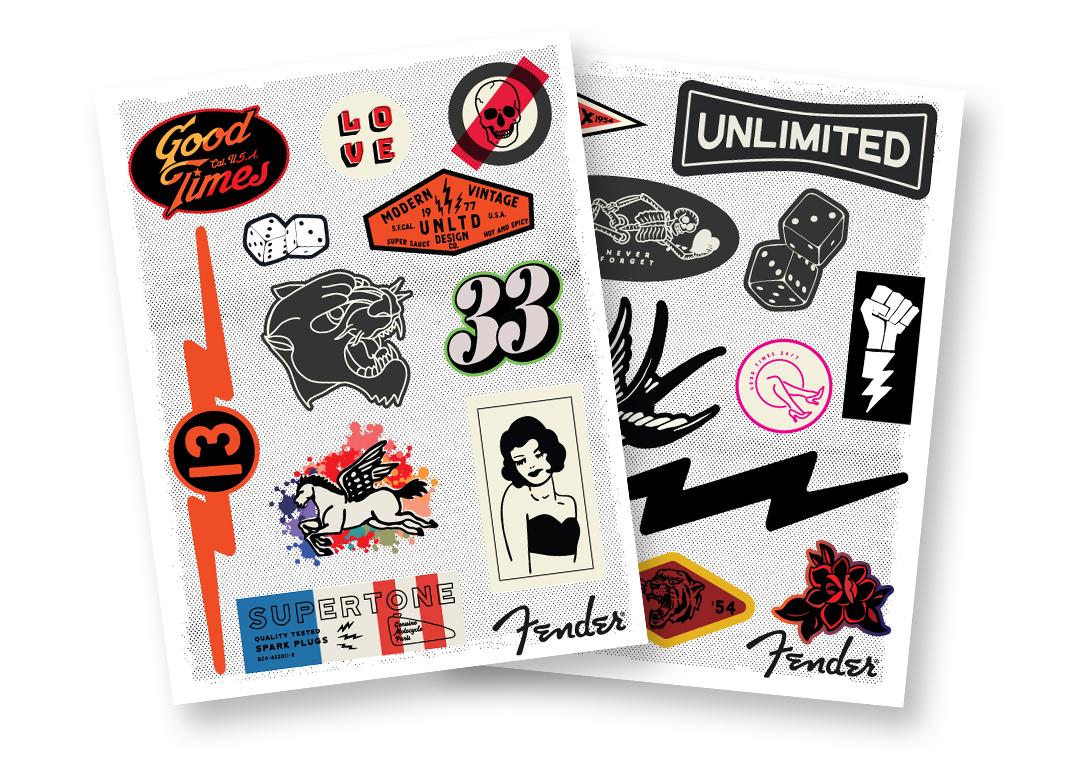 Sticker Campaign
