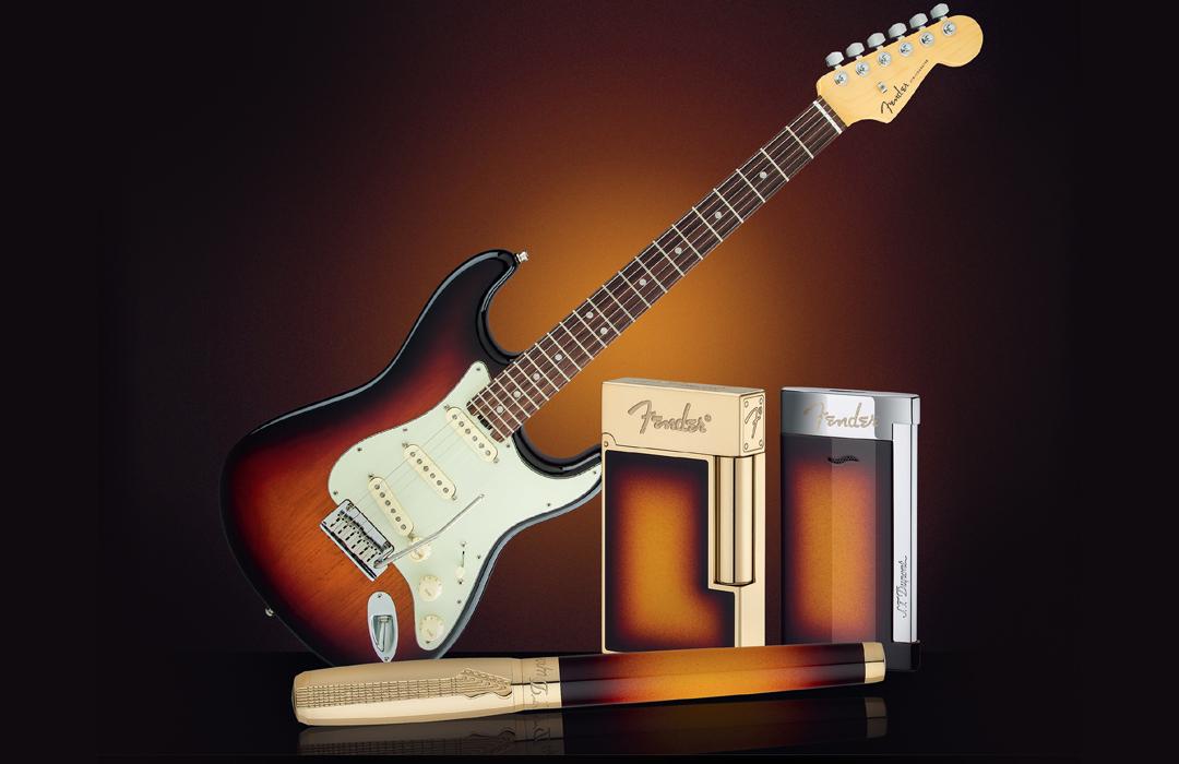 S.T. DuPont x Fender