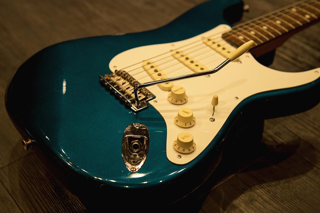 My First Fender , 山内総一郎