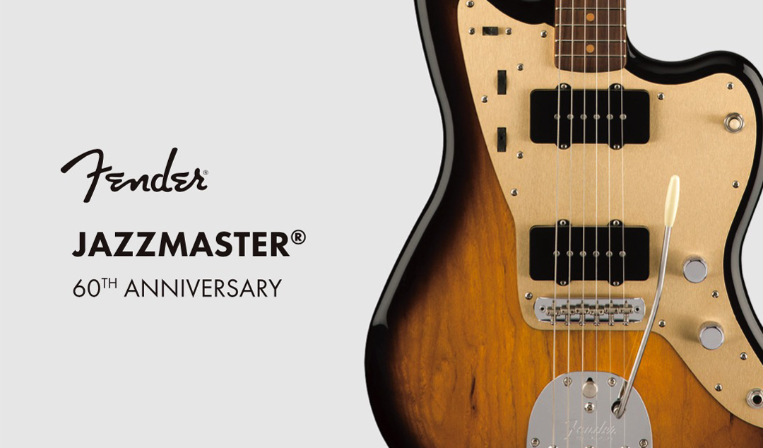 FENDER JAZZMASTER CLUB