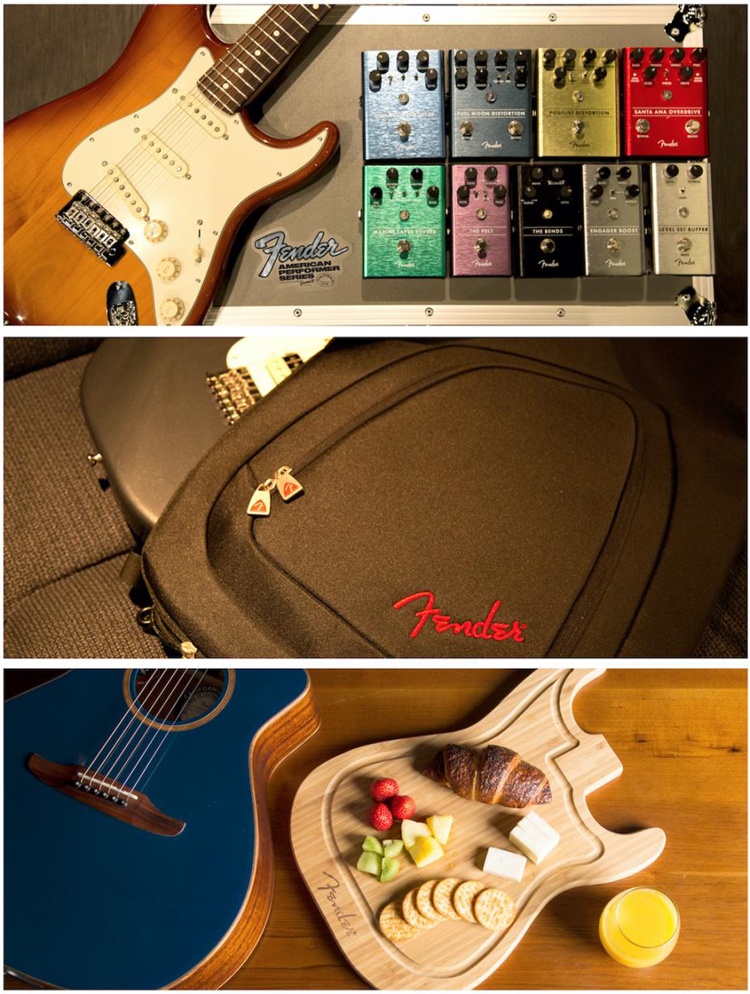 FENDER THE SPRING-SUMMER 2019 CAMPAIGN