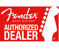 Fender Authorized Dealer